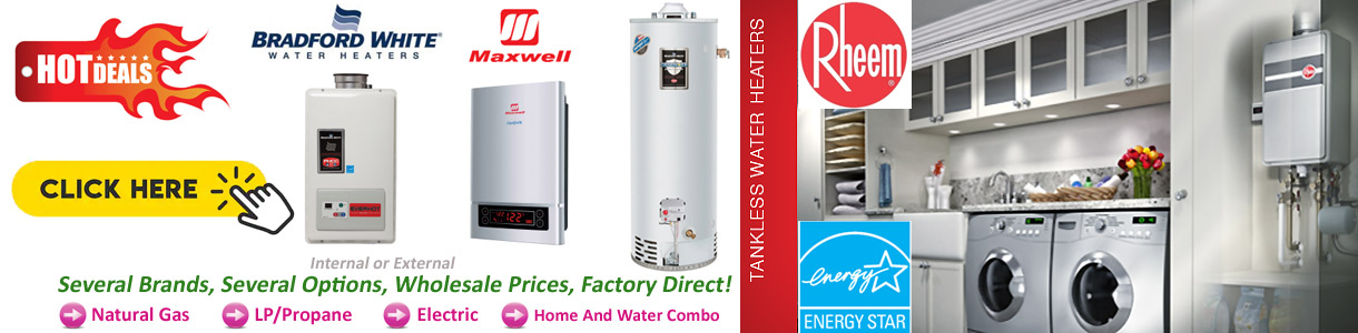 tankless water heaters, electric tankless water heater, rinnai boilers